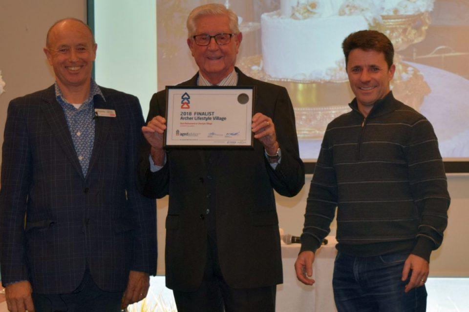 Archer Village top village finalist 2018