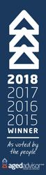 Aged Advisor Award 2018