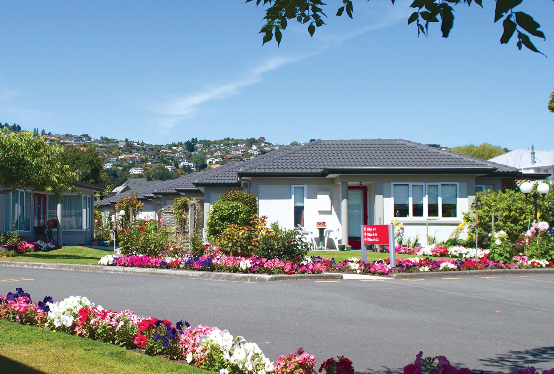 Thorrington villas