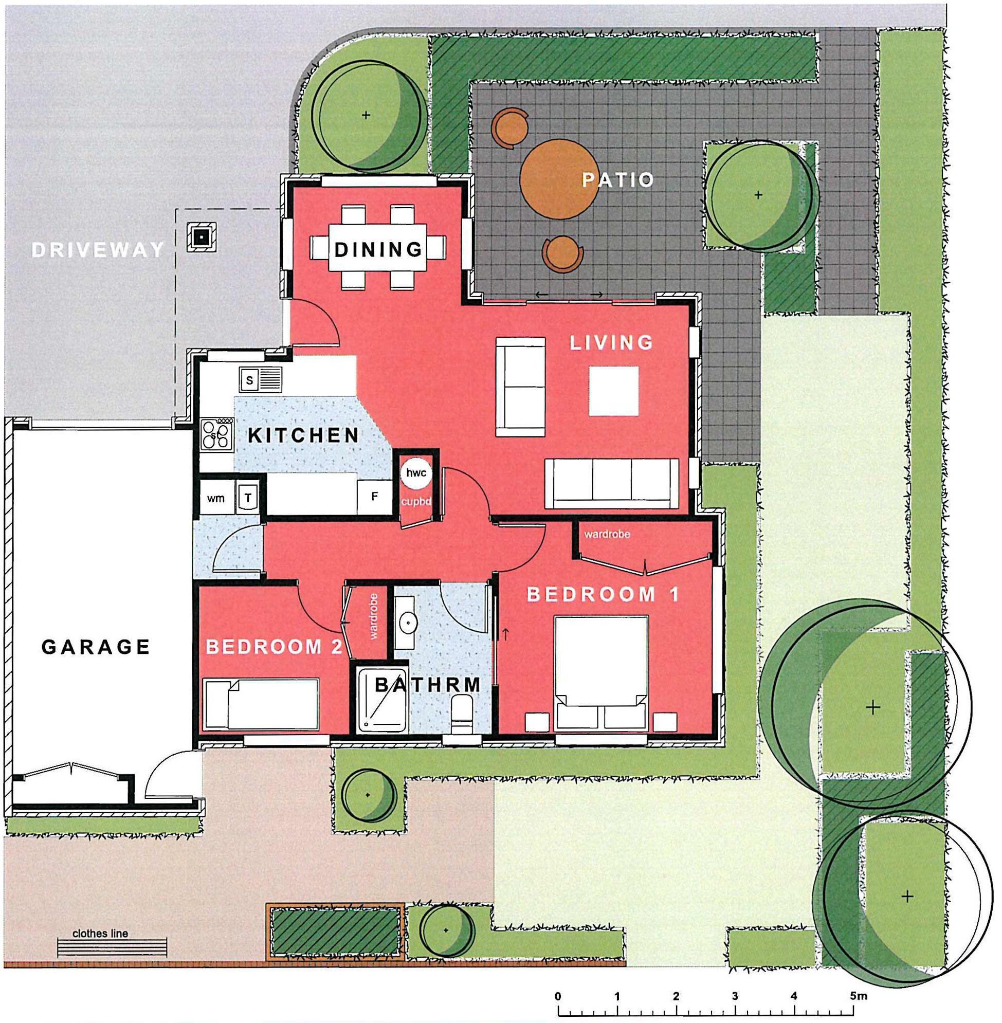 Thorrington Villa #34 Floorplan - Archer Group
