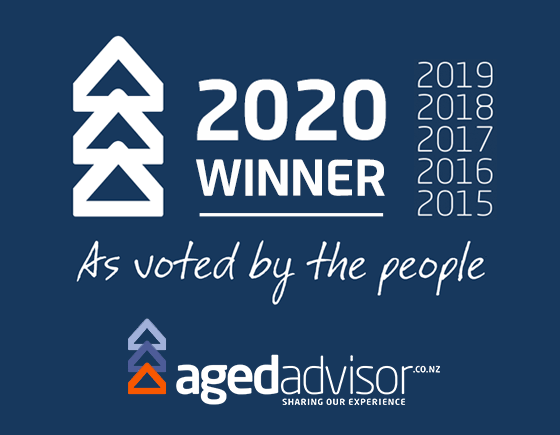 2020 Winner - Aged Advisor Awards