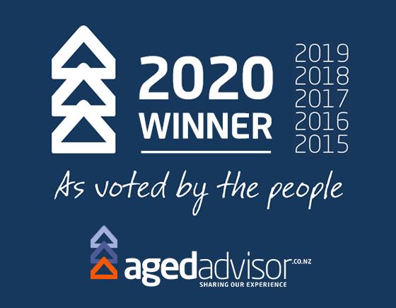 2020 Winner - Aged Advisor Awards