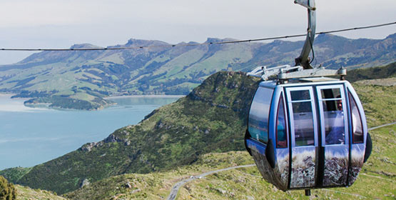 Archer Tours - Christchurch Gondola Trip