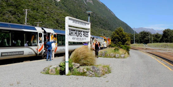 Archer Tours - TranzAlpine Experience to Arthur's Pass