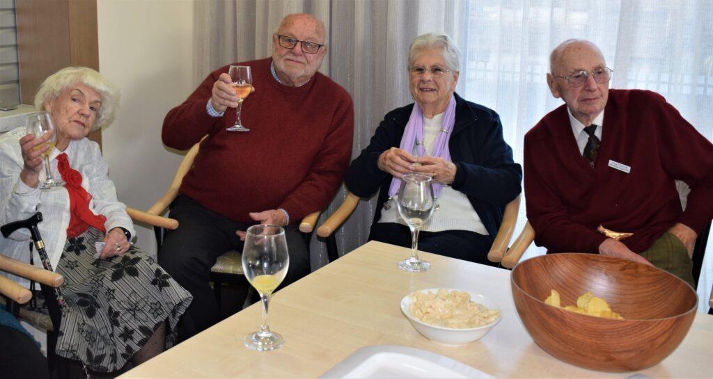 Archer Home's Midwinter Celebration