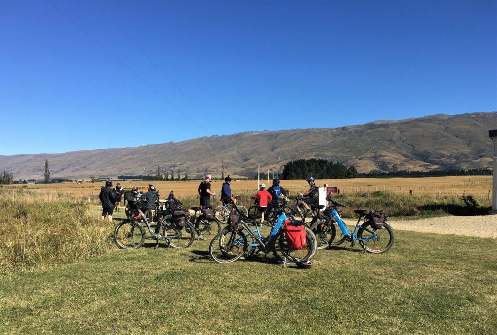 Otago Rail Trail cycle adventure
